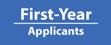 First Year Applicants Button