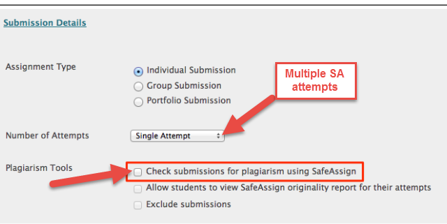 Create Safe Assignment