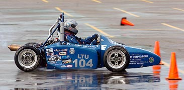 Formula SAE news photo 2004