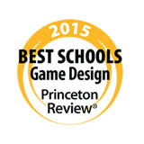 2015 Best Schools | Game Design Princeton Review