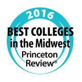 2016 Best College in the Midwest | Princeton Review