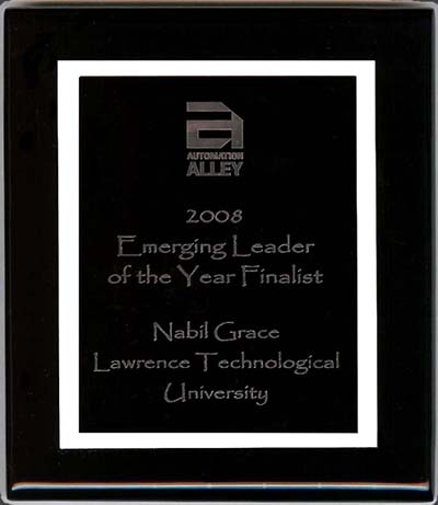 Nabil Grace Award