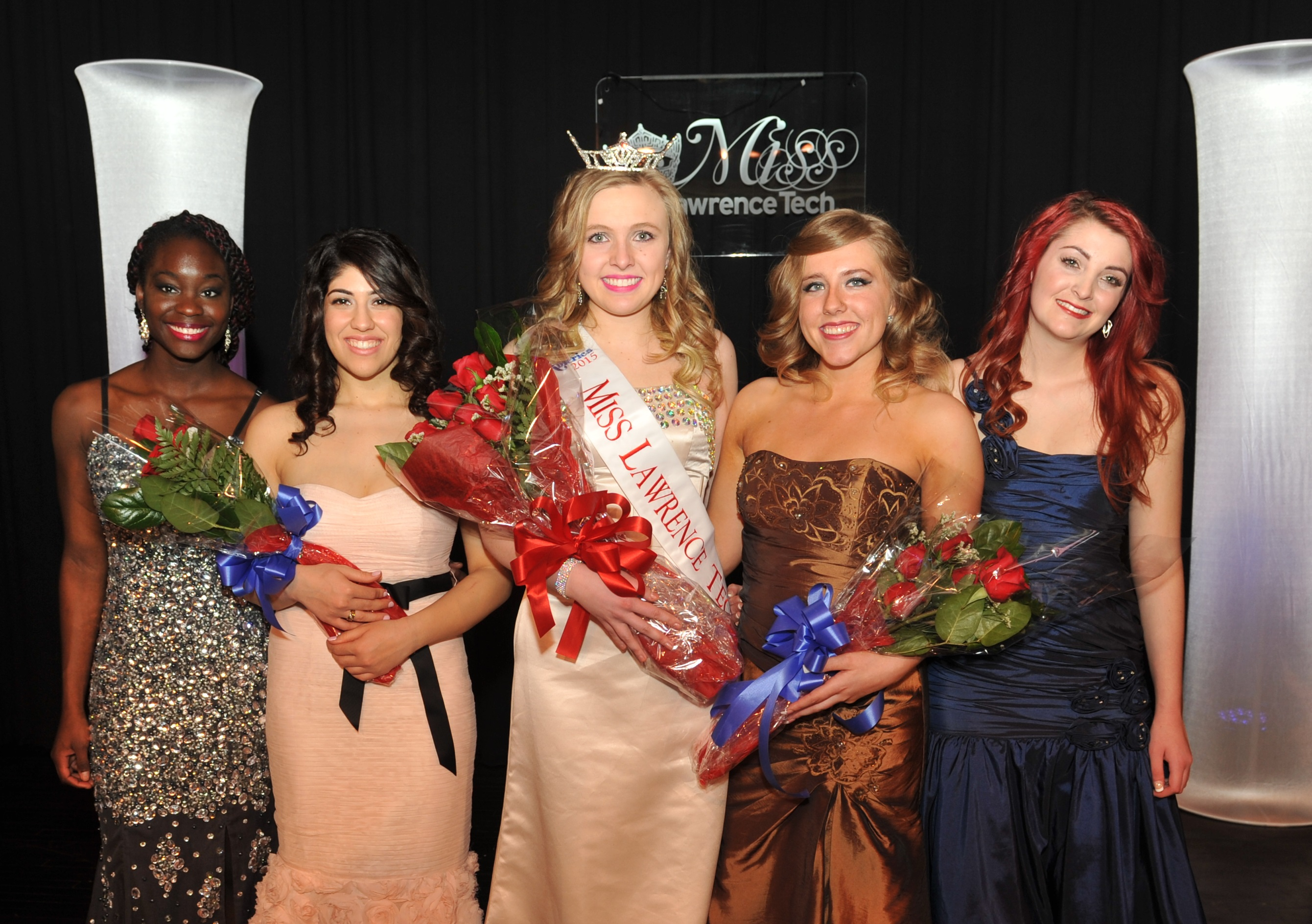 2015 Miss LTU contestants